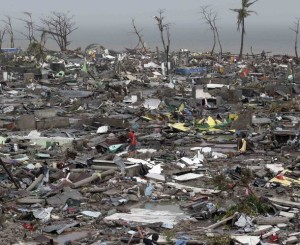 philippines typhoon damage