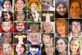 The dead of Newtown.